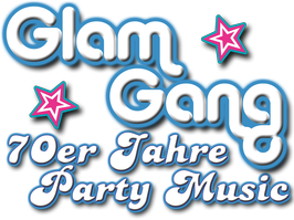 Glam Gang, Logo der Glam Rock Band